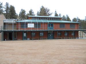 Upper Elks Lodge Dining Hall & Kitchen