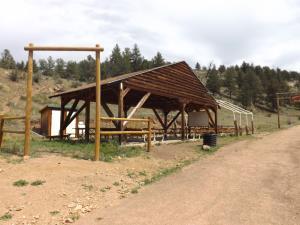 OA Pavillion Campsite